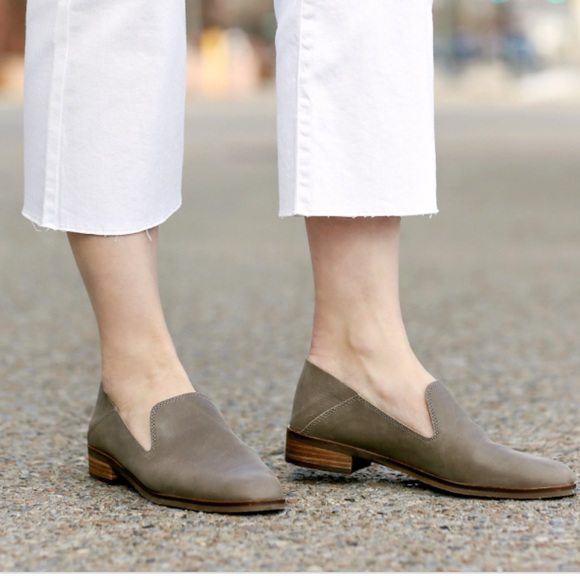 Lucky Brand Cahill Leather Flats